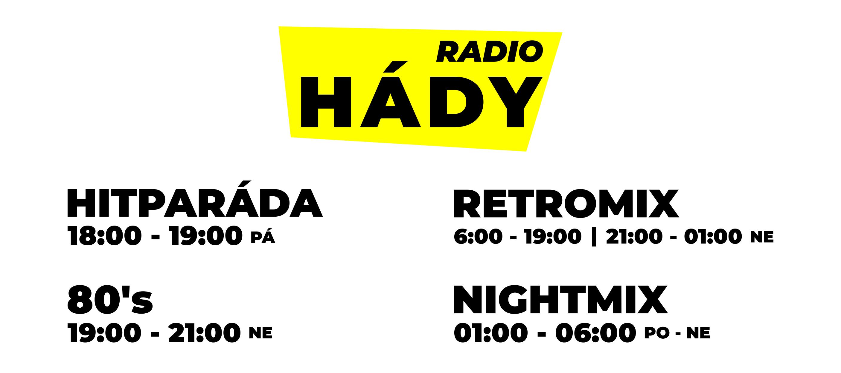 Rádio Hády